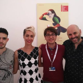 "Venezia 75: Intervista a Yaron Shani, regista di ""Stripped"", e agli interpreti Laliv Sivan e Bar Gottfried"