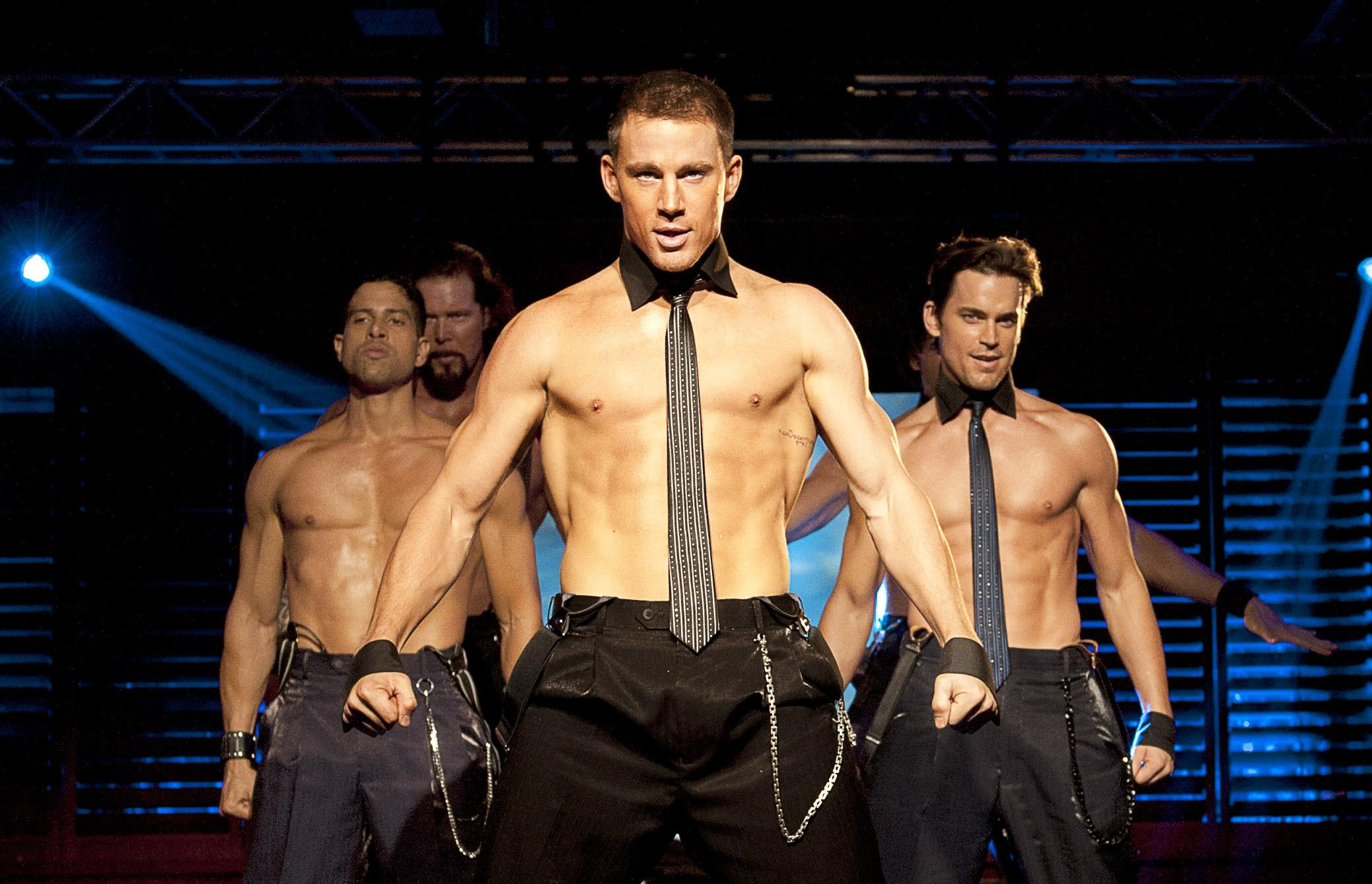 Il sogno americano di Magic Mike