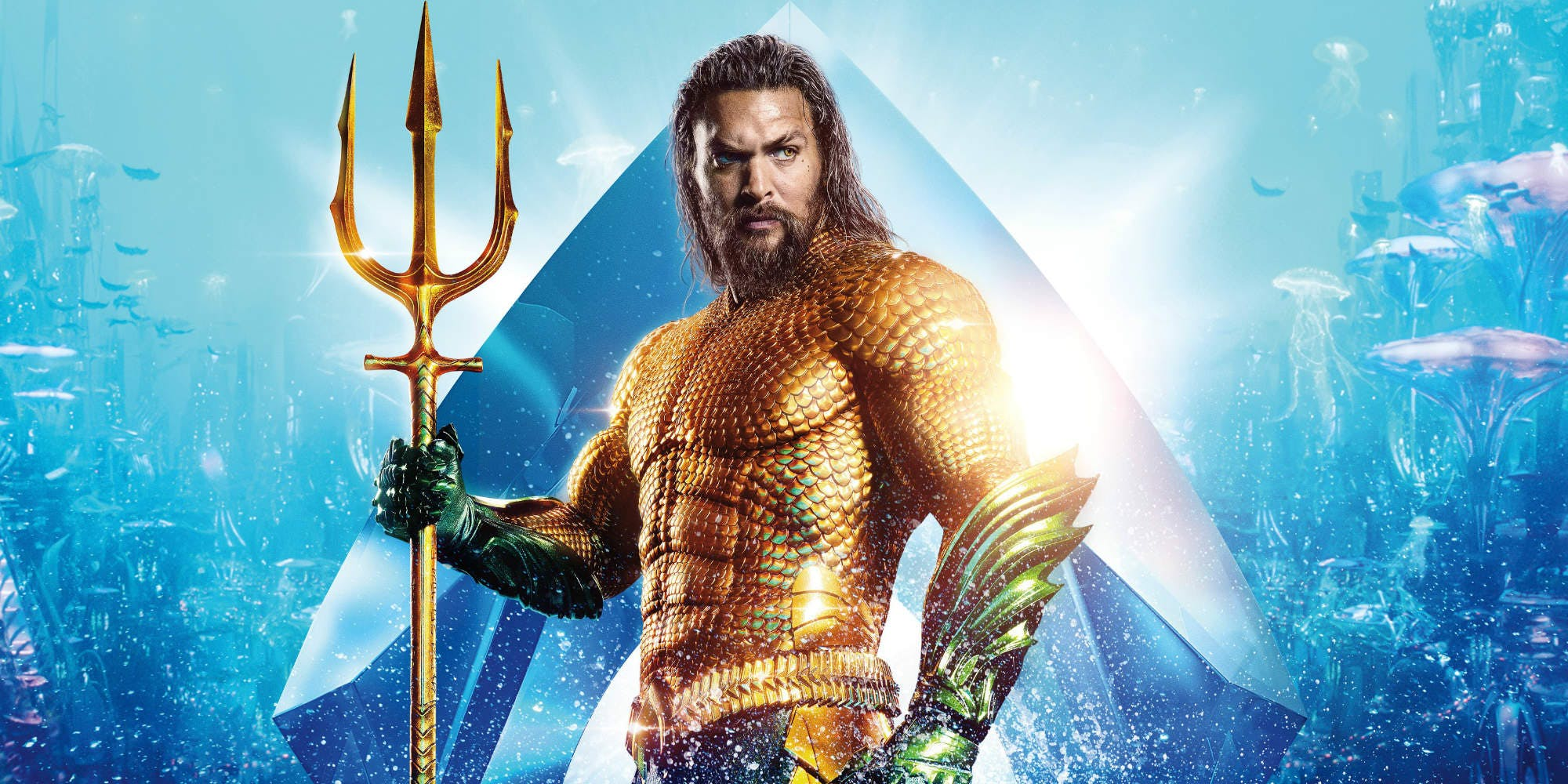 Aquaman, il Re di Atlantide
