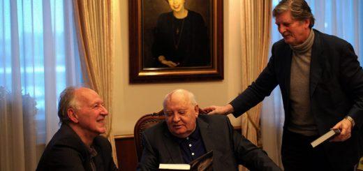 Meeting Gorbachev Intervista Singer Herzog