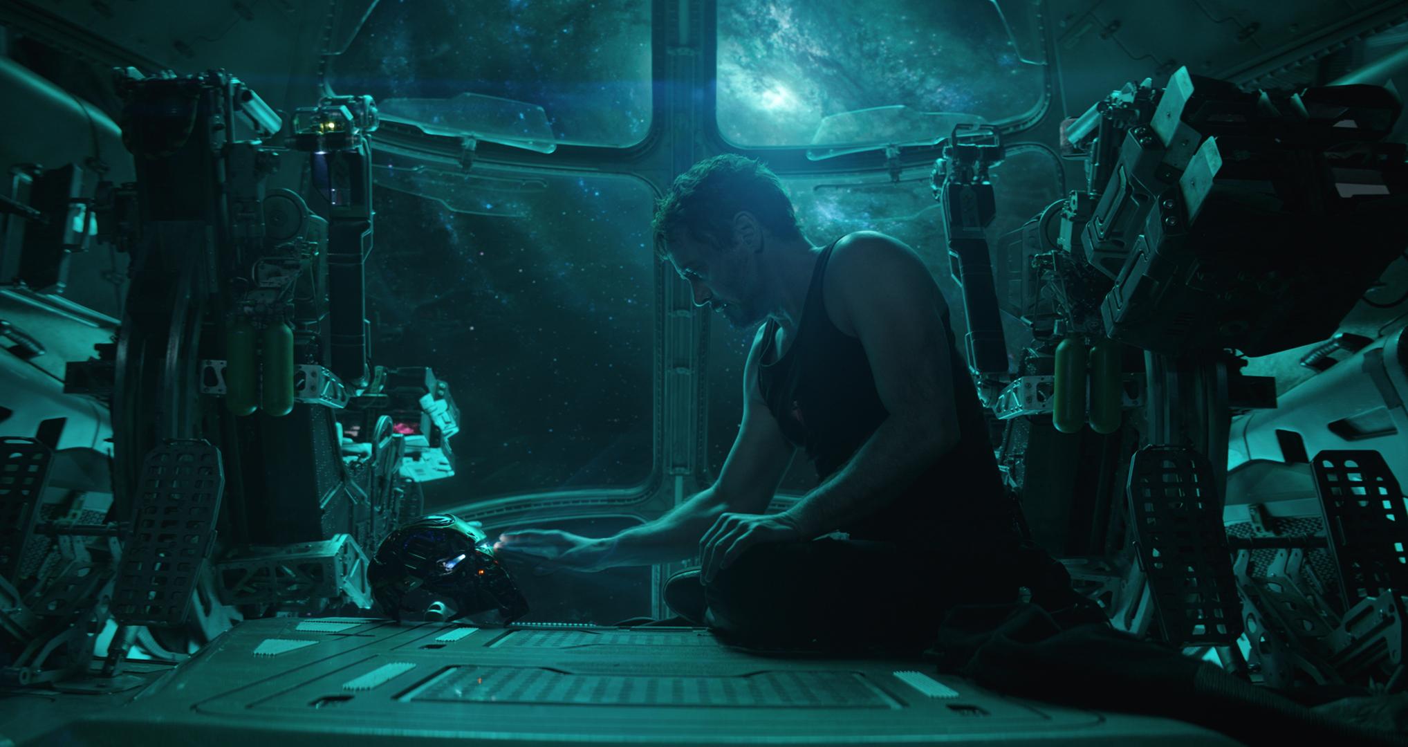 La fine di tutto in Avengers: Endgame