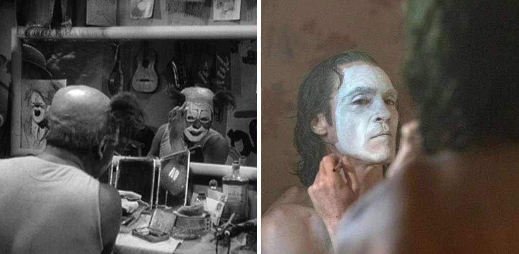 Dietro la maschera del Nemo Joker