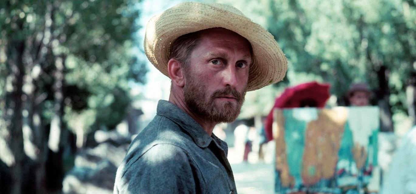 Il van Gogh di Kirk Douglas, Cristo e pittore