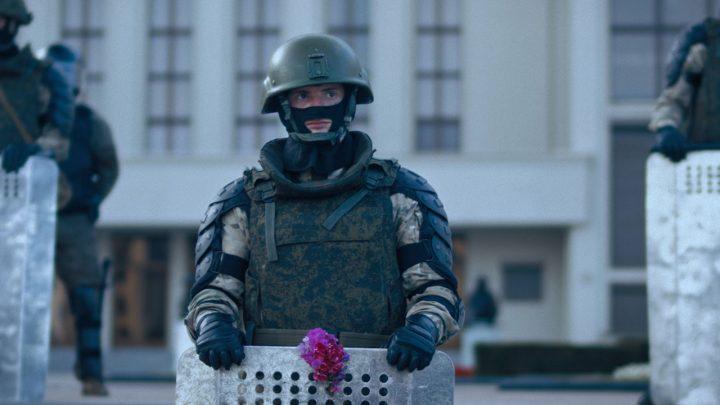 Berlinale71: Courage, documentare la necessità di una democrazia che non c'è
